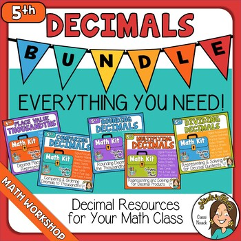 Decimals Bundle Image