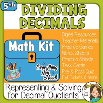 Dividing Decimals Image