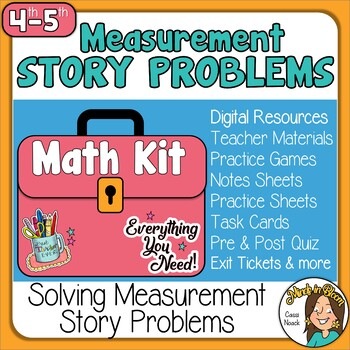 Measurement Story Problems Image