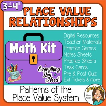Place Value Relationships Image